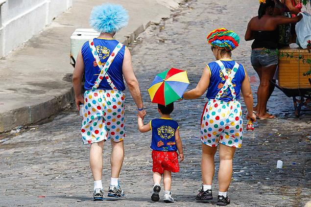 Carnaval de Olinda, em Pernambuco (Foto: Moacyr Lopes Junior/Folhapress)