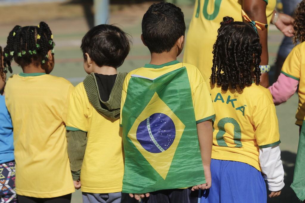 Pais devem incentivar filhos e falar sobre importância do evento deixando de lado os problemas (Foto: Davi Ribeiro/Folhapress)