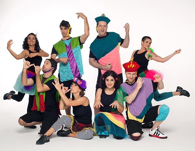 Barbatuques farão show-oficina no estacionamento do shopping Villa Lobos (Foto: Divulgação)
