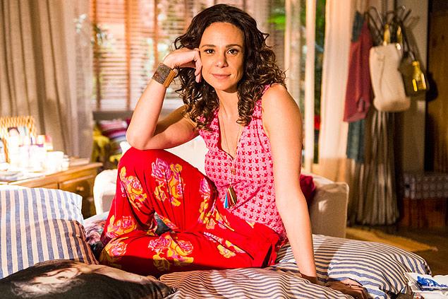 Vanessa Gerb elli (Foto: João Miguel Júnior/Divulgação/TV Globo)