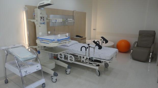 Quarto  Hospital Sepaco (Divulgação)