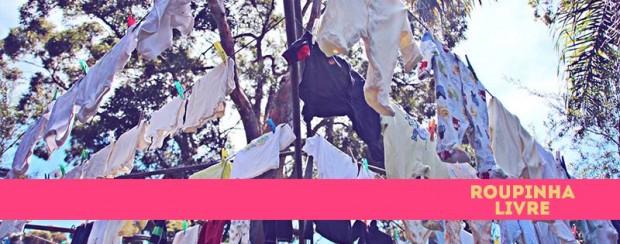 Evento quer reunir pais para trocar roupas em bom estado (Foto:: Divulgação)
