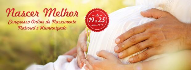 Congresso na internet vai oferecer informações sobre parto (Foto: Divulgação)