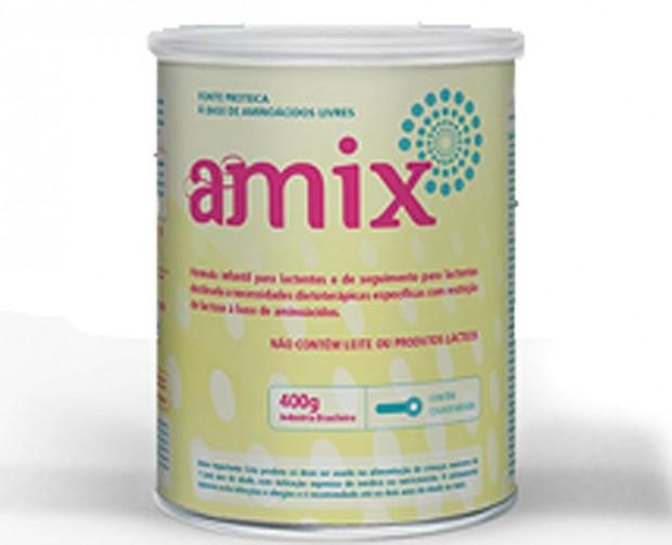 Anvisa proibiu distribuição e venda da fórmula Amix; empresa diz que vai recorrer (Reprodução)