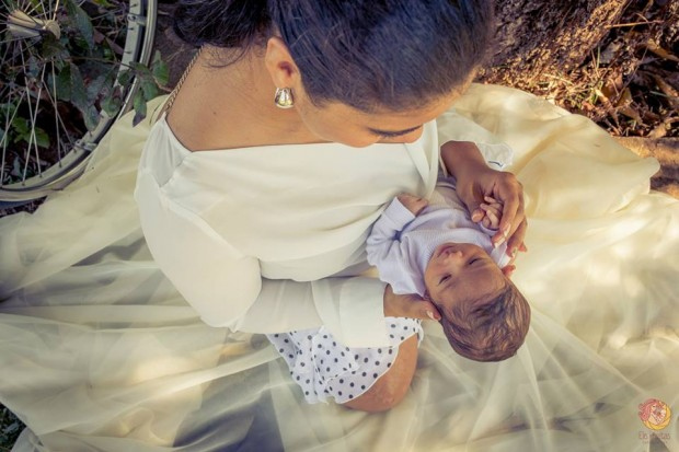 Lulu diz que não esperava que seu parto teria tanta repercussão (Foto: Elis Freitas Fotografias)
