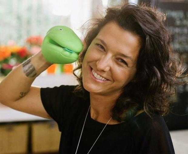 Gabriela Kapim diz que os pais devem ensinar aos filhos a importância de uma refeição saudável (Reprodução/Fabebook/Gabriela Kapim)