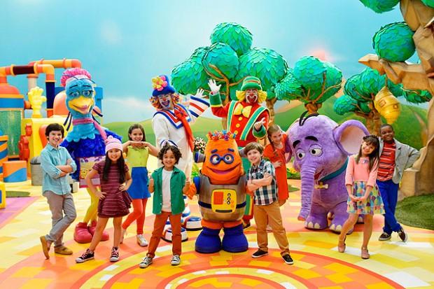 Série estreia dia 5 de outubro no canal Discovery Kids (Gualter Naves/Divulgação)