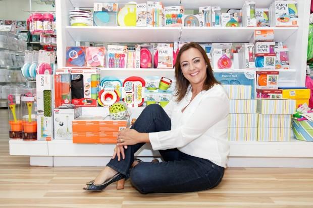 Priscila diz que saída de maternidade e lembrancinha é melhor comprar no Brasil (Foto: Divulgação)