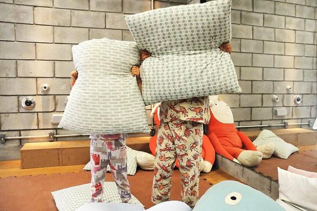 Festa do Pijama do Mamusca (Divulgação)