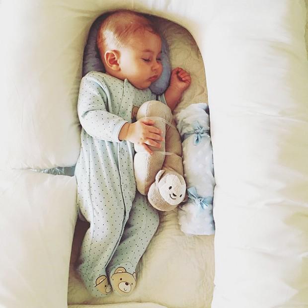 Bebê de Fernanda Machado (Foto: Reprodução/Instagram/Realfemachado)