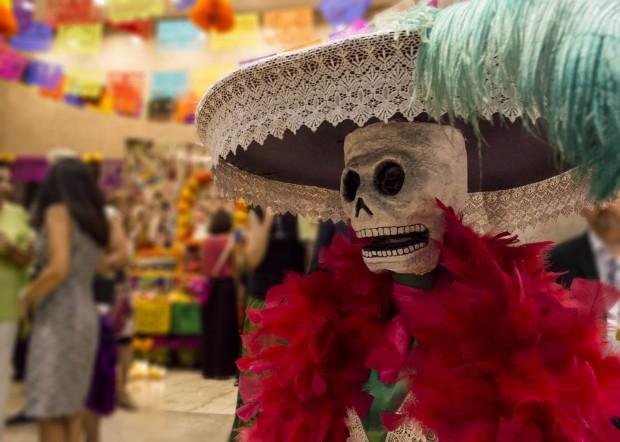 Dia de Los Muertos será tema no Museu da Imigração (Divulgação)