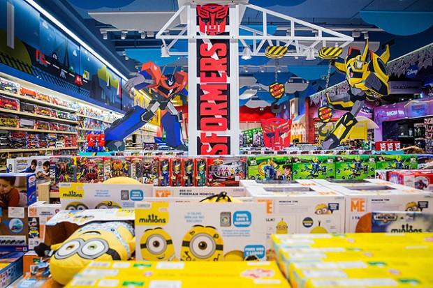 Inmetro alerta sobre cuidados na hora de comprar brinquedos (Eduiardo Anizelli/Folhapress)