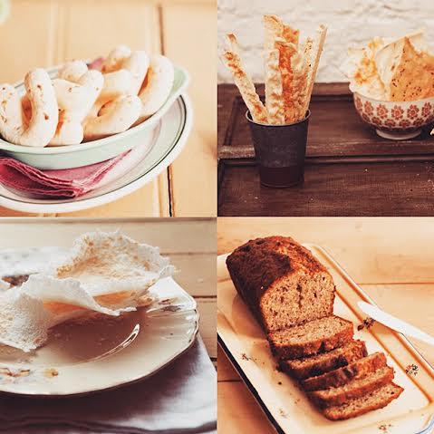 Rita Lobo sugeriu chipas, polvilho, tapioca e bolo para a lancheira (Instagram/ritalobo)