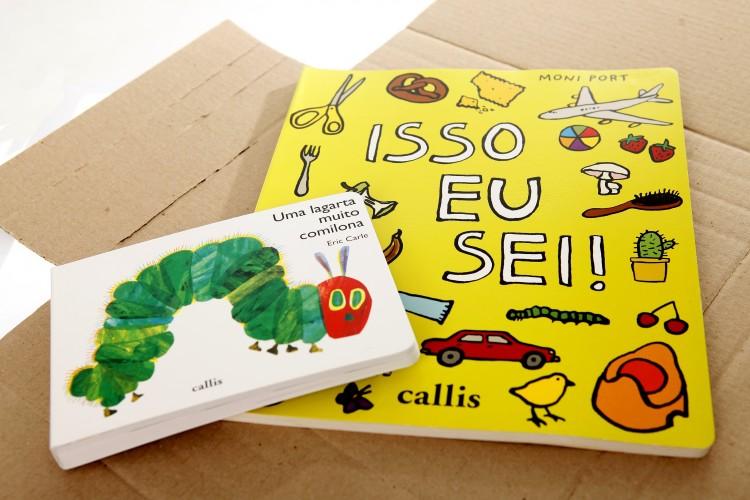 Caixa da PetitBook (Divulgação)