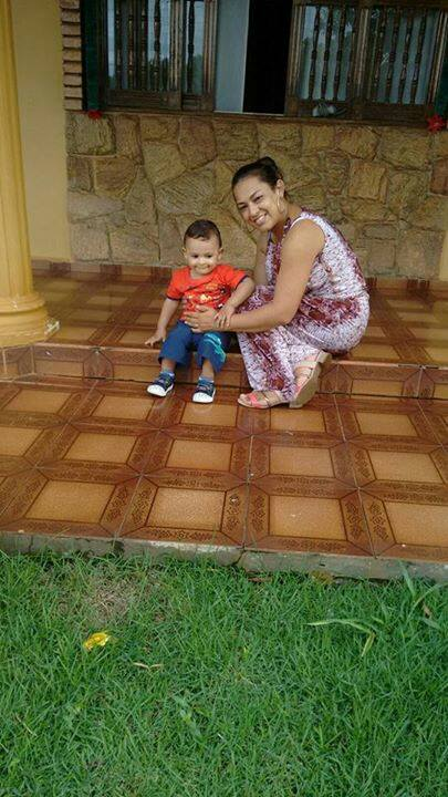 Elisangela, de São Bernardo, não encontra a tetra viral (Arquivo Pessoal)