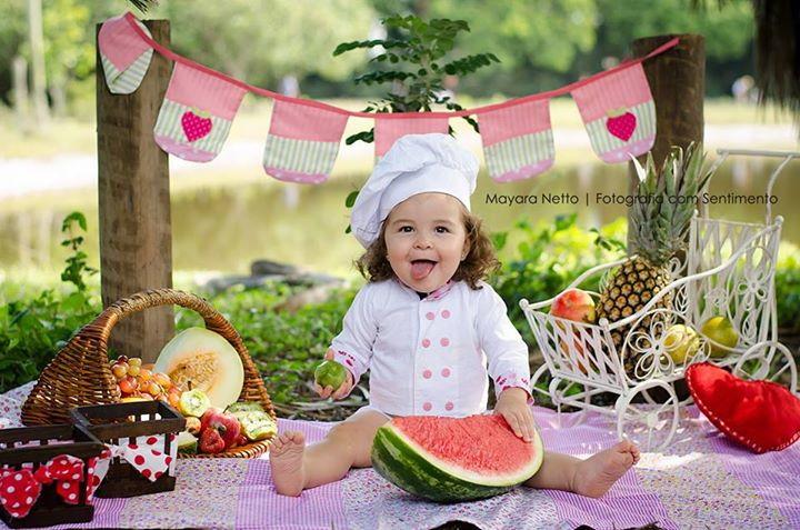 Pais devem oferecer comidas gostosas e saudáveis (Foto: Mayara Netto/Fotografia com Sentimento)