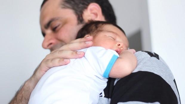 """Cena do documentário """"Pai Não é Visita!"""" (William Oliveira/Divulgação)"""