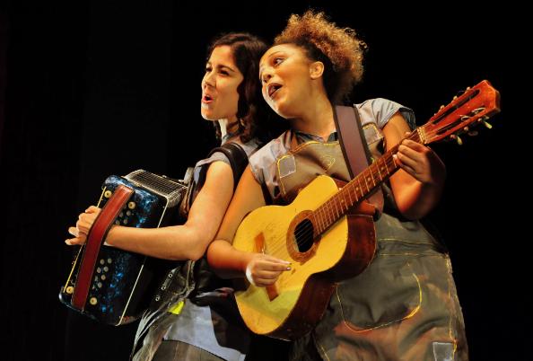 A Princesa e a Costureira (Foto: Alexandre Krug/ Divulgação )