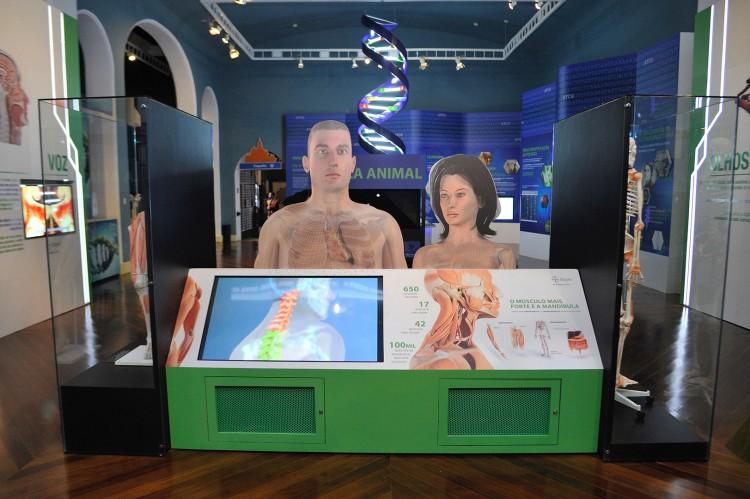 Nova sala de DNA (Divulgação)