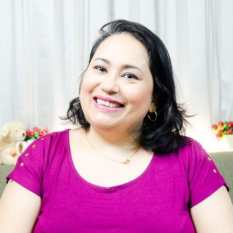 Patrícia Amorim, do blog Troando Fraldas, foi tentante por sete anos (Arquivo Pessoal)