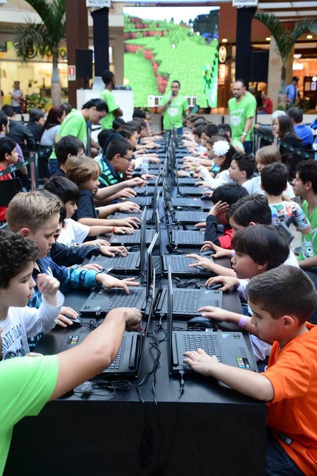 Minecraft Fun Fest (Divulgação)