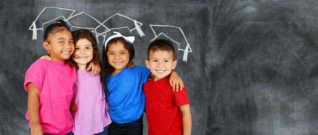 Pais devem confiar na escola que escolheram para os filhos (Foto: Rob/Fotolia)